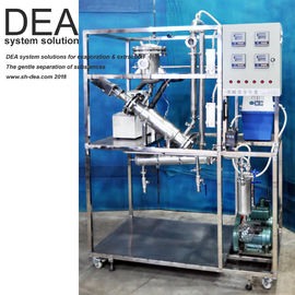 100 Mm Diameter Chemical Distillation Equipment Continuous High Efficiency